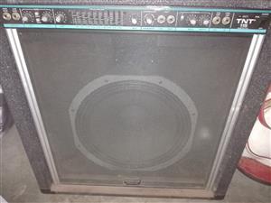 Peavey TNT 115 Bass Amp