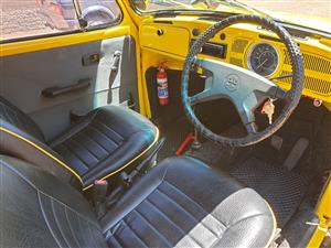 CLASSIC VW BEETLE IN GOOD CONDITION - 1600 - 1976