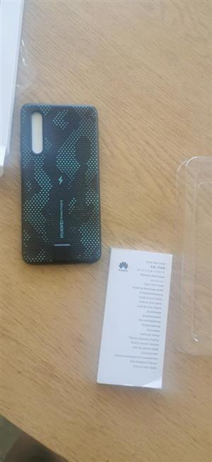 Huawei p30 wireless charging case still in box