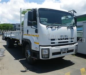 2012 Isuzu FTR 850 Drop Sides used truck  - AA2909