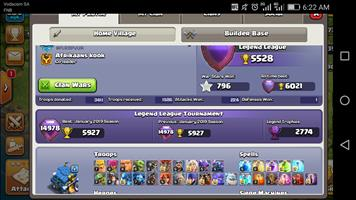 Th12 almost maxed (Clash of clans)