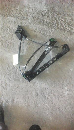 VW Polo 6 Right Front Door Panel
