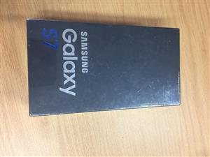 SAMSUNG S7 32GB NEW PHONE