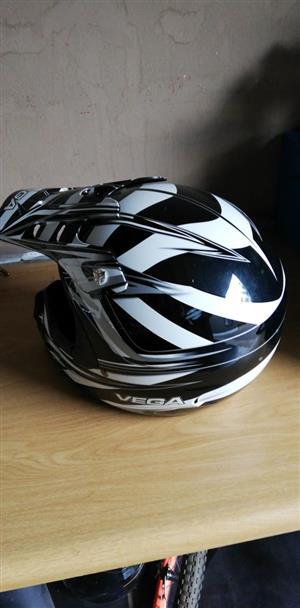 Vega OffRoad Bike Helmet