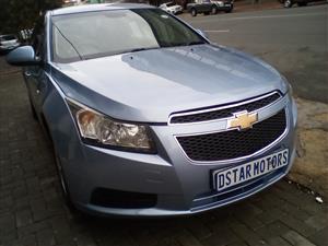 2010 Chevrolet Cruze 1.6 L