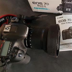 Canon EOS 7D mkll