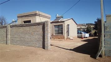 VERY CLEAN RDP HOUSE TO RENT IN LEHAE  (ZAKARIA PARK )