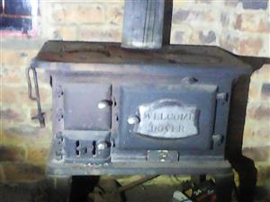 Dover wood stove
