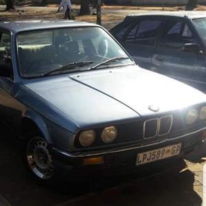 1985 BMW 3 Series sedan Choose for me