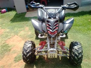 2006 Sam ATV 200cc Quad