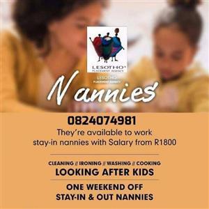 Lesotho Nannies