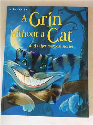 A Grin without a cat book