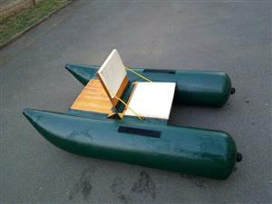Kick tube / kick boat