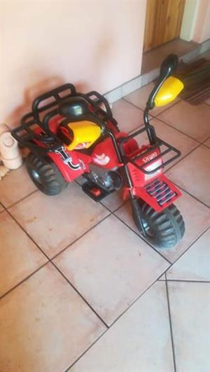 Red toddler trike for sale