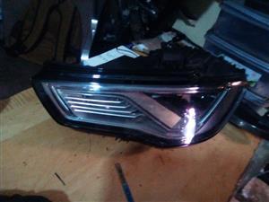 Audi RS3 headlight