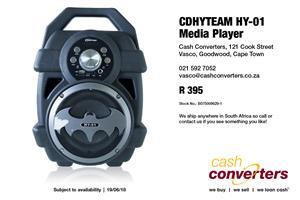 CDHYTEAM HY-01 Media Player