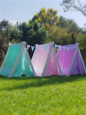 A FRAME SLEEPOVER TENTS FOR SALE