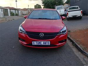 2017 Opel Astra 2.0 Turbo Sport