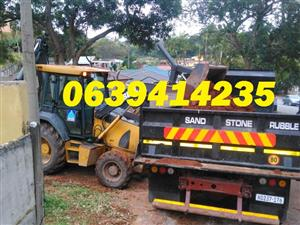 All sorts of rubble removals service
