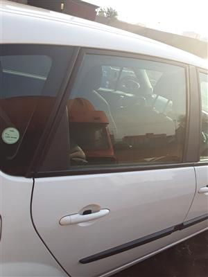 Renault Scenic Windows