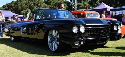 Stunning Cadillac Cruiser