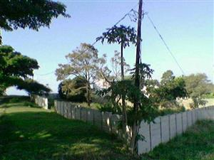 Vacant Land for sale in hibberdene – REF:LV034