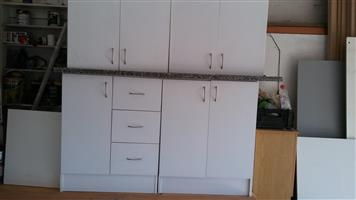 Cupboards kitchen