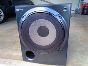 Sony Active Subwoofer 10inch