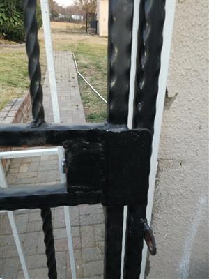 Security Gate heavy duty