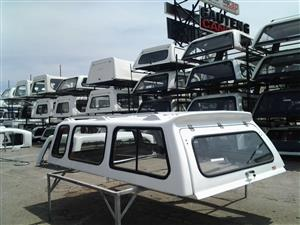 PRE OWNED SA CANOPY NP300 LOW LINER LWB CANOPY FOR SALE!!!!!!!!!