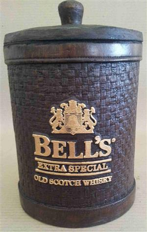 ICE BUCKET: BELL'S SCOTCH WHISKY. Brand New Product.