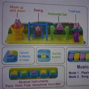 Peppa pig education set