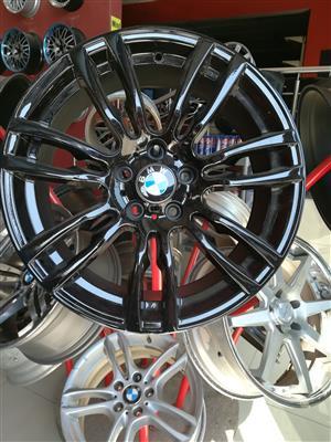 Bmw F30 M Sport 19 Gloss Black Rims For Sale Junk Mail