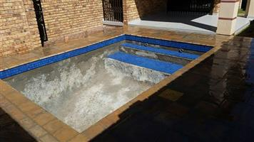 New Swimming Pool & renovations service