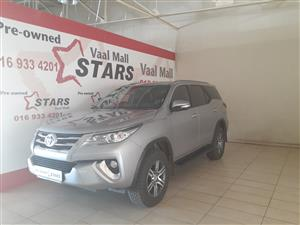 2017 Toyota Fortuner 2.4GD 6 auto