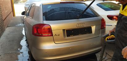 AUDI A3 1.8 TFSI 2009 STRIPPING FOR SPARES