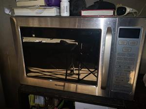 Sharp 40 litre convection oven for sale