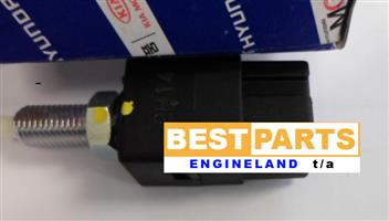 Hyundai H100 Brake light switch is available