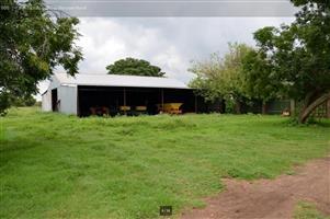 241 Ha Irrigation farm outside of Potchefstroom