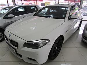 2014 BMW 5 Series 520d