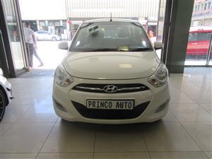 2014 Hyundai i10 1.2 GLS automatic