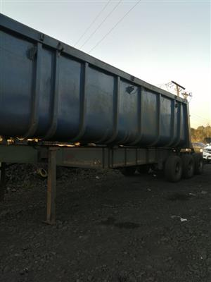 Sloper trailer at cheap price