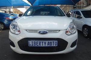 2014 Ford Figo hatch 1.5 Ambiente