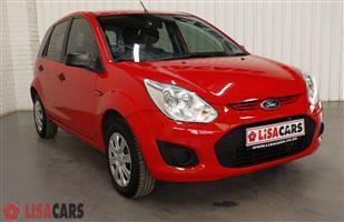 2014 Ford Figo hatch FIGO 1.5Ti VCT AMBIENTE (5DR)