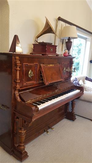 Piano 1882