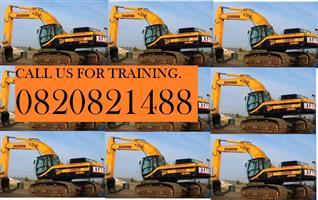 plant machinery training. *0817442541* training of machinery courses. dump truck.excavator.