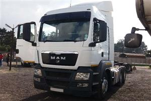MAN TGS 33.480 for sale