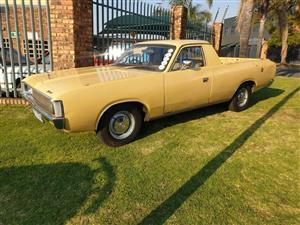 Valiant Chrysler - 4.1 Straight 6 - Bakkie - Highly Collectible - R75,000