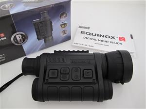 Bushnell 6x50 Equinox Z Digital Night Vision Monocular LIKE NEW