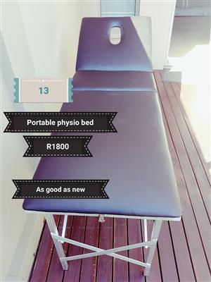 PORTABLE Physio Bed for Sale!